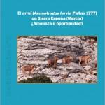 Publicación sobre la situación actual y posibilidades del arruí (Ammotragus lervia) en Sierra Espuña