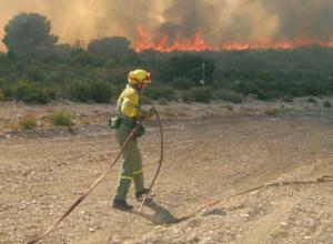 El Plan INFOCAM presente y futuro de la lucha contra los incendios forestales en Castilla-La Mancha IF1