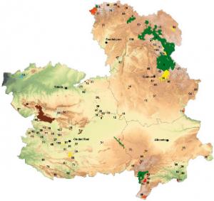 Red Regional de Areas Protegidas de Castilla-La Mancha Apostando por un futuro mejor valorando nuestro patrimonio natural ENP10