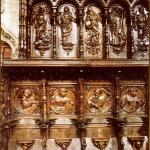 Los sitiales del Coro de San Marcos (León).