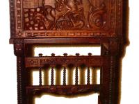 Arquimesa de Aragon con pie de puente n9