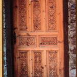 Artesanía en la segunda transformación de la madera.