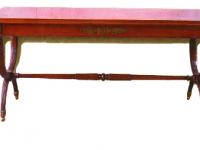 Mesa auxiliar en el estilo Regencia n12